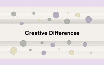#CreativeDifferences